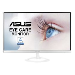 ASUS - VZ249HE-W 23.8P FHD 1920X1080 IPS ULTRA-SLIM 5MS HDMI D-SUB BLUE LIGHT BRANCO