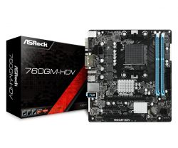 ASRock - MB AMD AM3+ 760GM-HDV