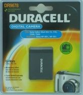 DURACELL - Bateria compativel Sony NP-FD1: NP-BD1