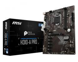 MSI - MB Intel 1151 H310-A Pro CL