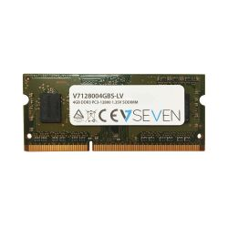 V7 - HYPERTEC - 4GB DDR3 1600MHZ CL11 NON ECC MEM SO DIMM PC3L-12800 1.35V