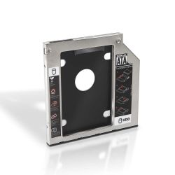 NANOCABLE - ADAPTADOR CADDY HDD DE 70MM PARA ÓTICA 9.5MM