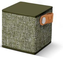 FRESH N REBEL - Coluna ROCKBOX CUBE BluetoothH ARMY