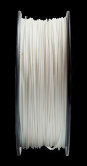 BEEVERYCREATIVE - BEESUPPLY PLA Blanc Gris 1.75mm (330gr)