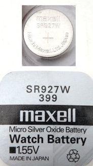 ae344a7519e MAXELL - PILHA RELOJ. SR936SW(394)CX10 - 18289600