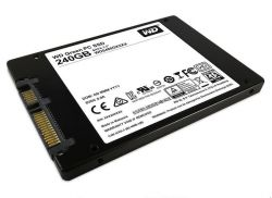 WESTERN DIGITAL - GREEN PC SSD WDS240G1G0A 240 GB - SATA 6GB/S