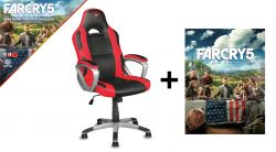 TRUST - BUNDLE RYON GAMING CHAIR+ FARCRY 5