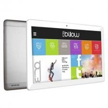 BILLOW - TABLET 10.1P BILLOW QUADCORE 16GB / 3G / HD IPS / DUAL SIM / WIFI   BT   GPS, ANDROID 7.0, SILVER -