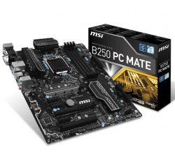 MSI - B250 PC MATE