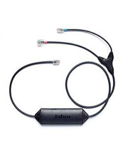 JABRA - LINK - Adaptador de comutador de gancho electrónico - para Avaya 1403, 1408, 1416, 9404, 9408, 9504, 9508