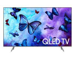 SAMSUNG - LED TV 55P QLED UHD SMARTTV HDMI/USB/LAN/WIFI - QE55Q6FNATXXC