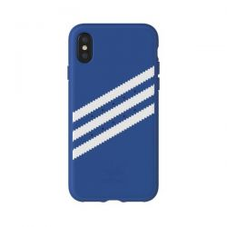 ADIDAS - MOULDED GAZELLE IPHONE X (BLUE/WHITE)