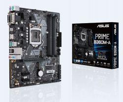 ASUS - PRIME B360M-A