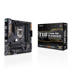ASUS - MB TUF Z390M-PRO GAMING, SK 1151/4XDDR4/HDMI/DP/6 USB 3.1/ MATX