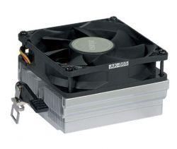 HITEC - Cooler em alumínio para AMD Phenom de baixo ruído com clips