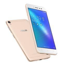 ASUS - Zenfone Live ZB501KL Gold - 5P IPS (1280x720), Qualcomm 8928 1.4 GHz Quad-Core - 64-bit, 2GB RAM, 16GB Storage, 5MP+13MP, LTE + Dual SIM, Android 6.0 w/ New ZenUI 3.0
