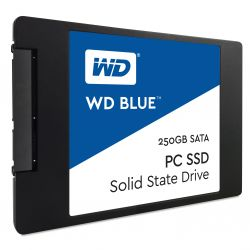 WESTERN DIGITAL - HD SSD BLUE 250GB SATA3-540R/500W-97K IOPS