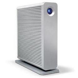 LACIE - d2 Quadra USB 3.0, 4TB,  2 x FireWire 800 (9-pin) port, 1 x USB 3.0 port (USB 2.0 compatible), 1 x eSATA 3Gb/s port