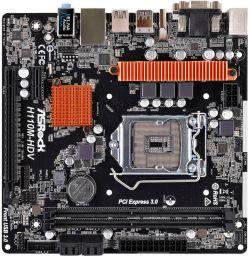 ASROCK - Board H110M-HDV