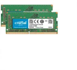 CRUCIAL - 32GB DDR4 2400 MT/S KIT 16GBX2 SODIMM 260PIN PARA MAC