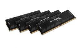 HYPERX - Predator DDR4 32GB KIT4 3600MHZ CL17 XMP HX436C17PB3K4/32