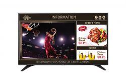 LG - LED TV 55P FHD VGA HDMI SUPERSIGN HOSPITAL - 55LV640S