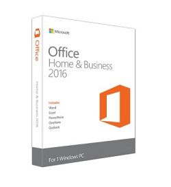 MICROSOFT - Office Home & Business 2016 Win Português EuroZone Medialess P2