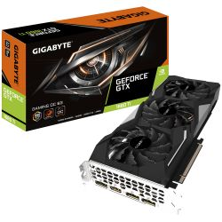 GIGABYTE - GeForce GTX 1660 Ti GAMING OC 6GB