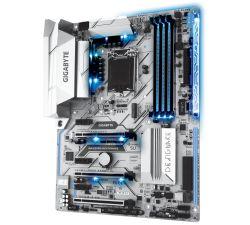 GIGABYTE - Z270X-DESIGNARE INTEL 1151 (K) Z270 4DDR4 64GB DVI+HDMI GBLAN 8SATA3 6USB3.1