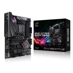 ASUS - MB AMD B450 SKT AM4 4XDDR4 HDMI/DP ATX -ROG STRIX B450-F GAMING
