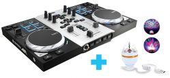 HERCULES - CONSOLA DJ CONTROL AIR PARTY PACK(4780871)