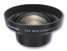 OLYMPUS - Conversor Grande-Ang. WCOM-07 para C-5000/5050 e UZs