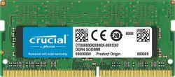 CRUCIAL - DDR4 - 16 GB - SO DIMM 260-pinos - 2666 MHz / PC4-21300 - CL19 - 1.2 V - unbuffered - sem ECC