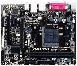 GIGABYTE - GA-F2A68HM-DS2H AMD A68H SOCKET FM2+ MICRO ATX