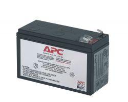 APC - Bateria UPS ácido de chumbo 7 Ah - preto