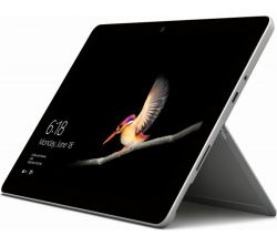 MICROSOFT - SURFACE GO 4415Y 4GB 64GB HDWR COMMERCIAL SILVER
