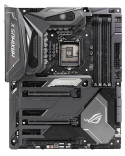 ASUS - MAXIMUS X FORMULA S1151V2 Z370 CPNT ATX SND+GLN+WIFI+U3.1+M2+U2 DDR4
