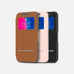 MOSHI - SENSECOVER IPHONE X (CARAMEL BROWN)