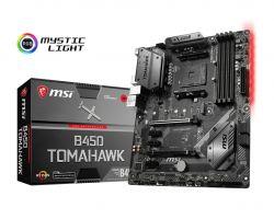 MSI - B450 TOMAHAWK AMD B450 SOCKET AM4 ATX