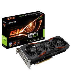 GIGABYTE - GV-N1070G1 GAMING-8GD 2.0