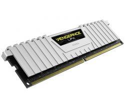 CORSAIR - DDR4 2666MHZ 32GB 2 X 288 UNBUFFERED 16-18-18-35 VENGEANCE LPX WHITE HEAT SPREADER 1.2V XMP 2.0 SUPPORTS 6TH INTEL® CORE? I5I7