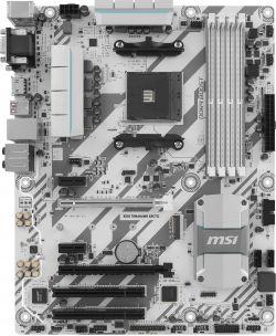 MSI - B350 TOMAHAWK ARCTIC
