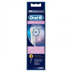 BRAUN - Oral - B Recarga SENSI ULTRATHIN 3un