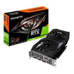 GIGABYTE - VGA PCI-EX NVIDIA RTX2060 6GB OC GDDR6 PCIE HDMI DP 2VE