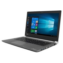 TOSHIBA - Tecra A40-D-12P - Intel Core i5-7200U: 8GB RAM: 500GB HDD: 14P: DVD (±R9): 802.11 a/ac/g/n + BT: HI Speed III: Intel HD Graphics 620: Windows 10 Pro 64 Bits RS1