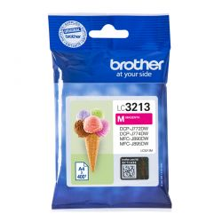 BROTHER - 400-PAGE MAGENTA HIGH CAPACITY SUPL INK CARTRIDGE