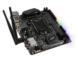 MSI - Z270I GAMING PRO CARBON AC INTEL 1151 (K) Z270 ITX