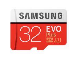 SAMSUNG - EVO PLUS MB-MC32G 32GB MICROSDHC UHS-I CLASE 10 MEMORIA FLASH