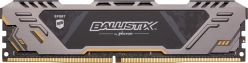 CRUCIAL - 16GB DDR4 3200 MT/s (PC4-25600) CL16 DR x8 Unbuffered DIMM 288pin
