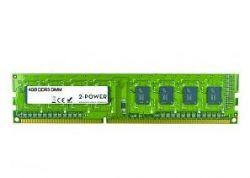 2-POWER - 4GB MULTISPEED 1066/1333/1600 MHZ DIMM